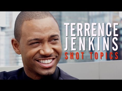 Terrence Jenkins Plays a Round of TheWrap's 'Shot Topics'