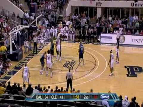 NBA Pretemporada 20/10/2009 - Dallas...
