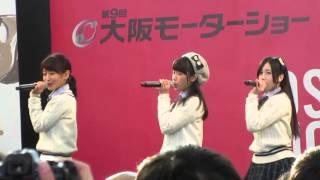 AKB48 Team8 チーム8 インテックス大阪 第9回大阪モーターショー 2015,1...
