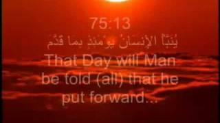 surah al qiyamah l the resurrection l mishary rashed alafasy hd