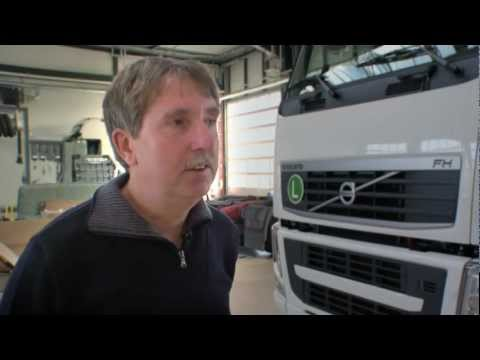 Volvo Trucks - Volvo Truck Center Wildau - The new service center close to Berlin (German)