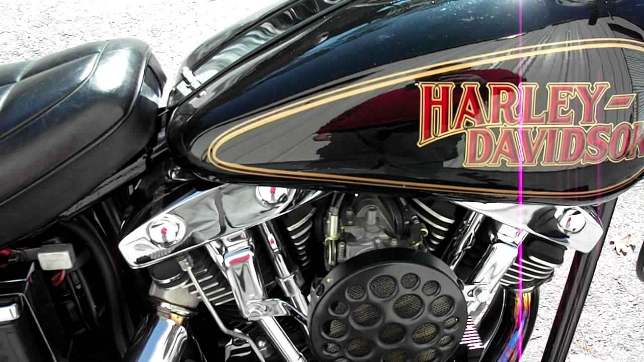 For Sale 1984 Harley Davidson FXSB 1340