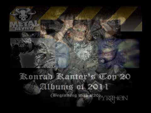 Top 20 Metal Albums of 2011