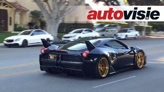 Autovisie Vlog: 'struikelen over de exclusieve auto's op Rodeo Drive'