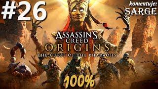 Zagrajmy w Assassin's Creed Origins: The Curse of the Pharaohs DLC (100%) odc. 26 - Zakazany rytuał
