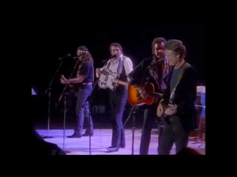 The Highwaymen - Help Me Make It Through The Night Full HD