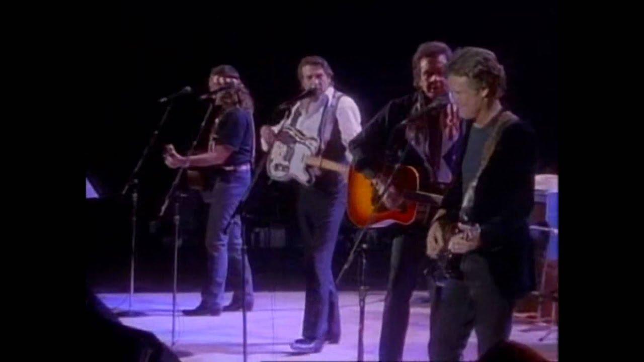 The Highwaymen - Help Me Make It Through The Night Full HD ...