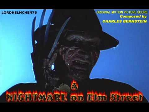 A NIGHTMARE ON ELM STREET 1984) Soundtrack Score Suite (Charles Bernstein)   YouTube