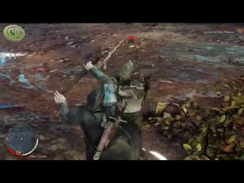 Shadow of Mordor: Gundza the Tracker