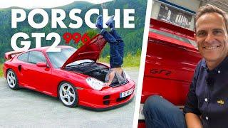 Porsche GT2   Der erste Porsche, den ich je gefahren bin   Revival mit 462 PS   Matthias Malmedie