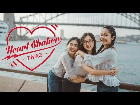 Twice (트와이스) - Heart Shaker Dance Cover // PRISMATIC // [1theK Dance Cover Contest]