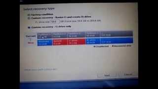 How to Format Sony Vaio - Sony Vaio E series Core I3 Format