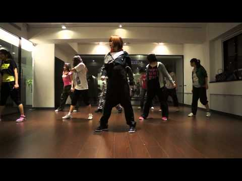BoA Energetic dance Jimmy danceshilo老師