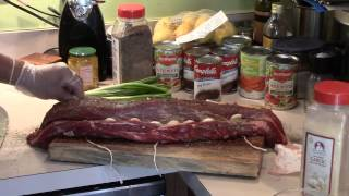 Perfectly Smoked Beef Tenderloin (how To)
