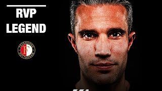 #RVPLegend | Robin van Persie, thank you for sharing your art with the world
