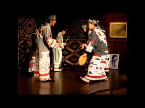 Ainu Song and Dance, Shiraoi, Hokkaido