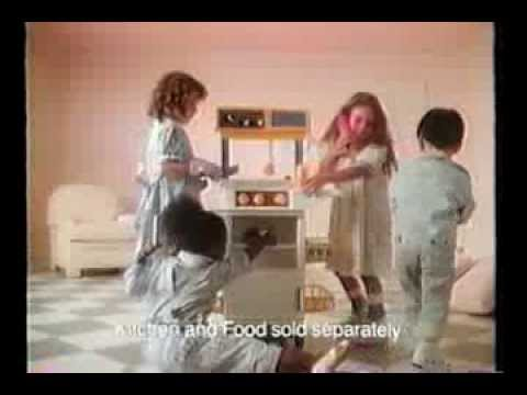 Fisher Price Kitchen Commercial