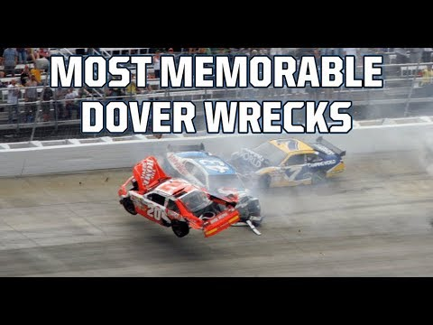 Best Of: NASCAR's Most Memorable Crashes From Dover International Speedway