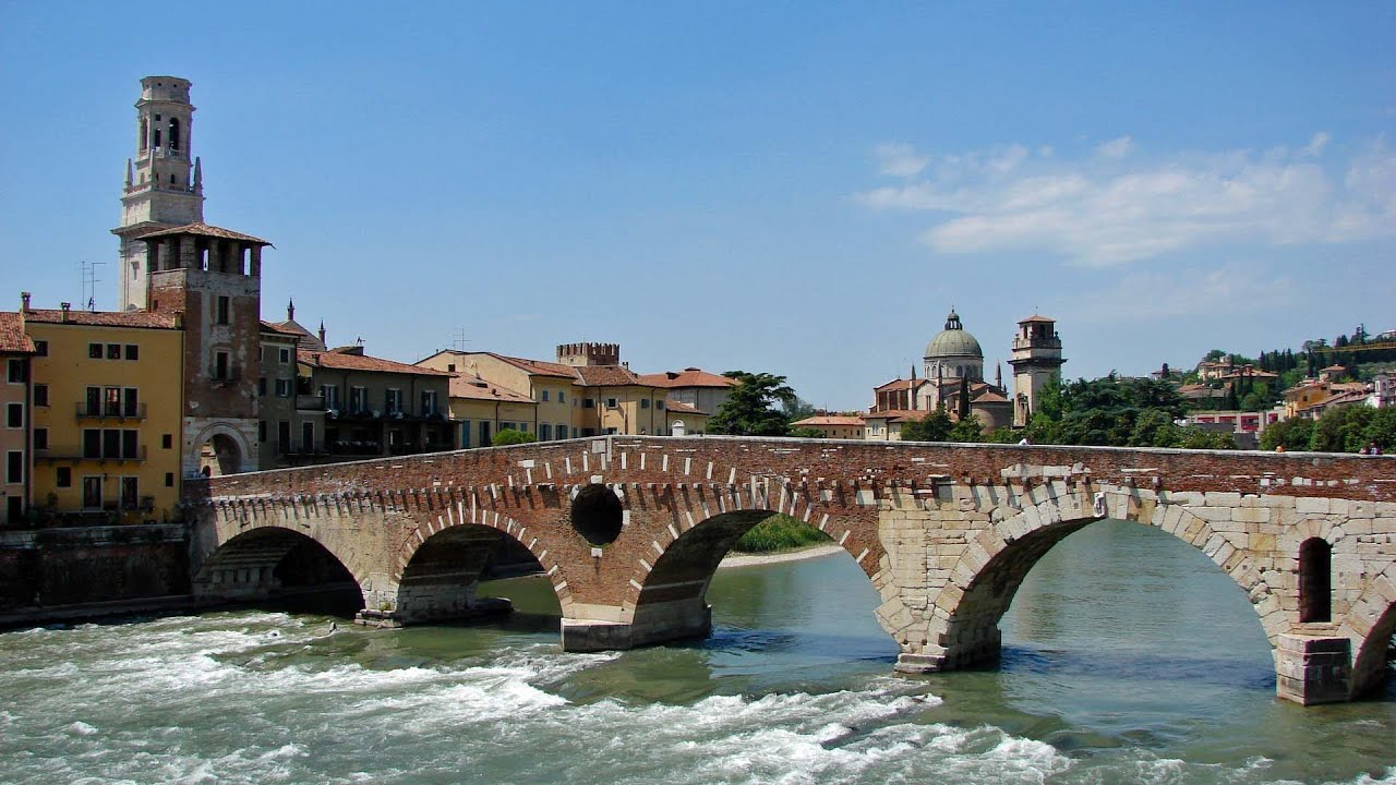 Verona italy sightseeing in a very old roman city hd for Be italia