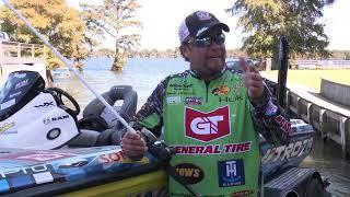 Major League Lesson: Tim Horton's Best Fall Fishing Advice