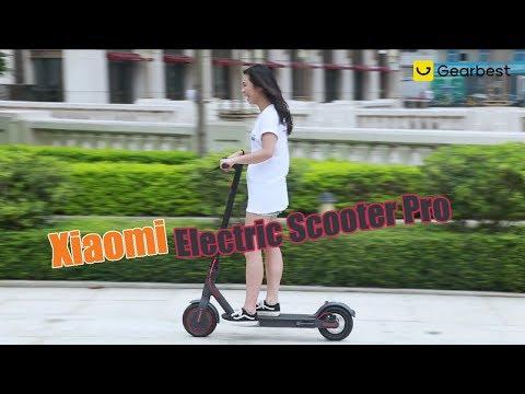 Xiaomi Scooter Pro - Gearbest