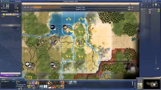 Civ 4 Deity 46 ( Elizabeth ), part 1 of 8