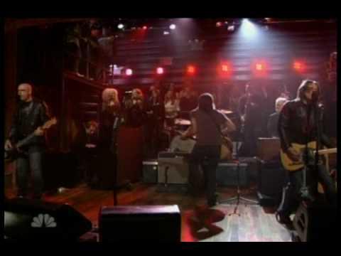 Keith Urban - Jimmy Fallon - 5-12-2010