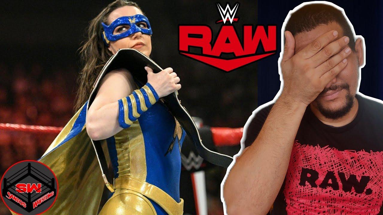 WWE CON OTRO SHOW MEDIOCRE!!, RAW 26 DE JULIO 2021
