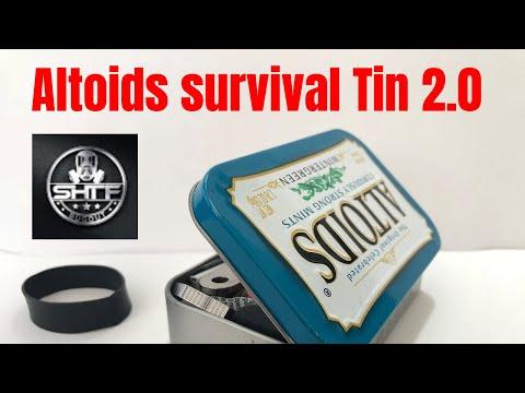 Altoids Survival Tin 2.0