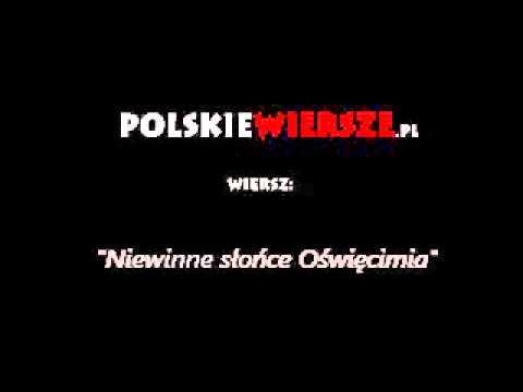 Niewinne Słońce Oświęcimia Wiesz O Auschwitz