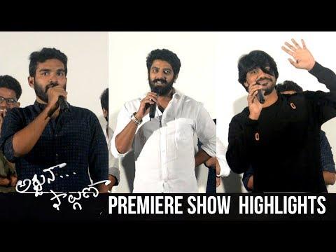 Arjuna Phalguna || Telugu Independent Film 2017 || Premiere Show Highlights | Klaprolling