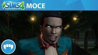 The Sims 4 Wampiry: Oficjalny zwiastun rozgrywki z wampirzymi mocami