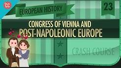 The Congress of Vienna: Crash Course European History #23