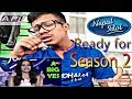Nepal Idol audition season 2.Watch out the full video for a funny reaction.