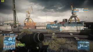 Battlefield 3 Multiplayer PC Gameplay GTX650 MAX SETTINGS 1366X768