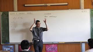 Definite & Indefinite Quadratics (1 of 2: Using the discriminant)