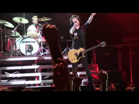 Green Day - Letterbomb - Argentina