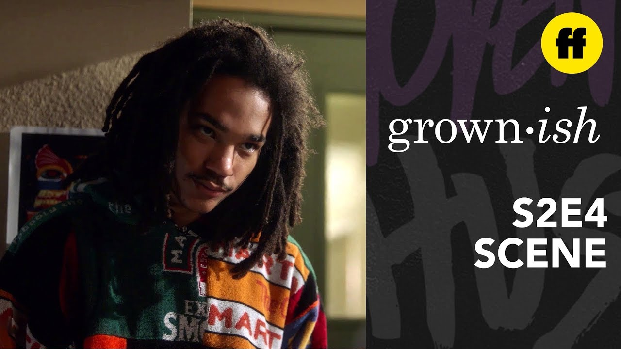 Download grown-ish Season 2, Episode 4 | Zoey Tells Luca The Truth | Freeform