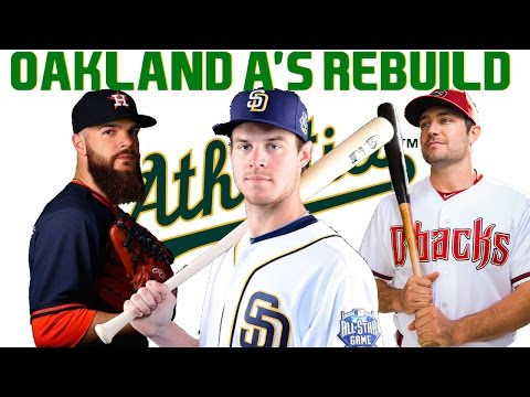 MLB 17 THE SHOW REBUILDING THE OAKLAND A