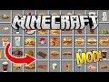 MCDONALDS MOD! (Minecraft Mod Showcase)