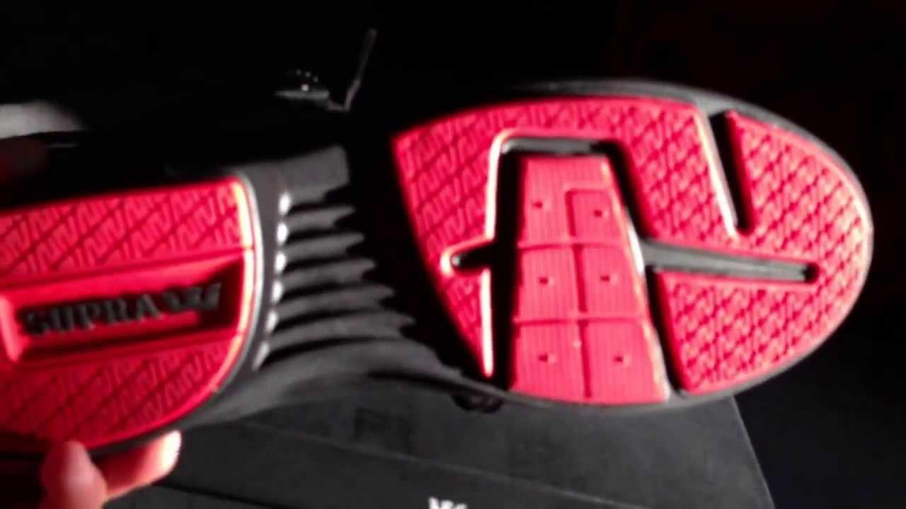 c7f290ea2346 Supra Vaider Lite black-black x G Shock shoe review -on foot- - YouTube