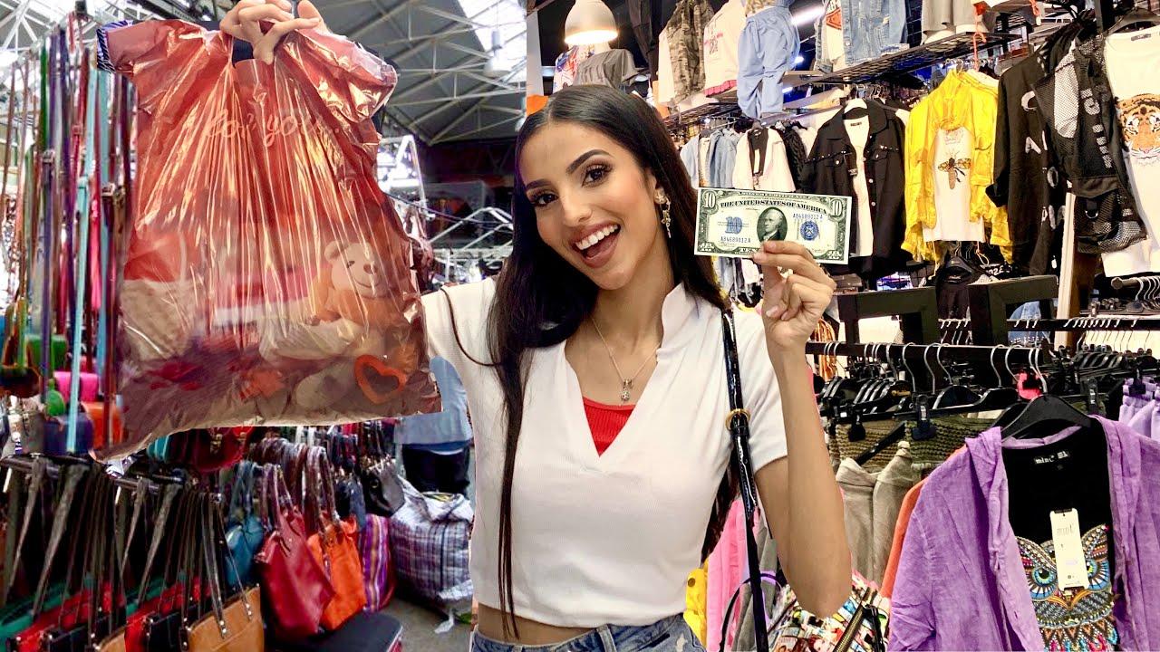 اشتريت لبس العيد من ارخص سوق بتركيا|جبت العيد!!