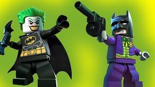БэтДжо. lego batman. Лего Бэтмен и Робин, Джокер, Нексо найтс. Новые мультики на русском языке 2017.