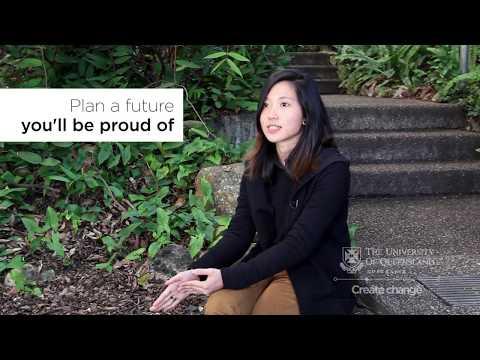 Meet Joy, an international student at UQ.