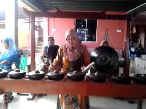 gulintangan trading kg Brunei membakut...