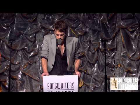 Nate Ruess' 2015 Acceptance Speech