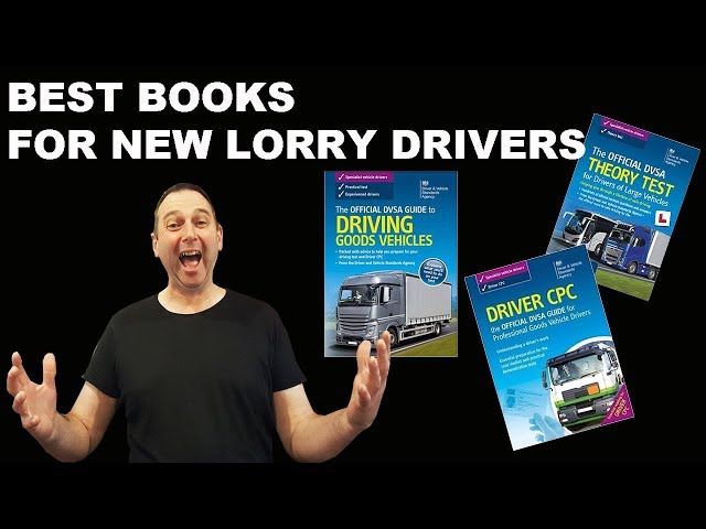 Best Books for New Lorry Drivers British Trucking