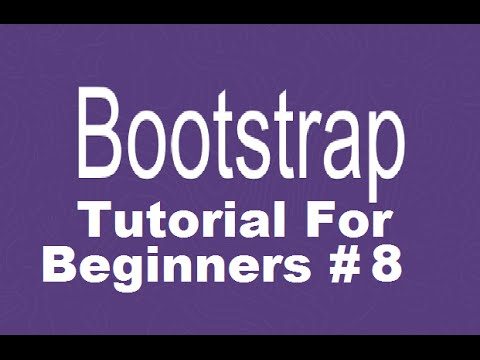 Bootstrap Tutorial For Beginners 8 - Bootstrap Buttons