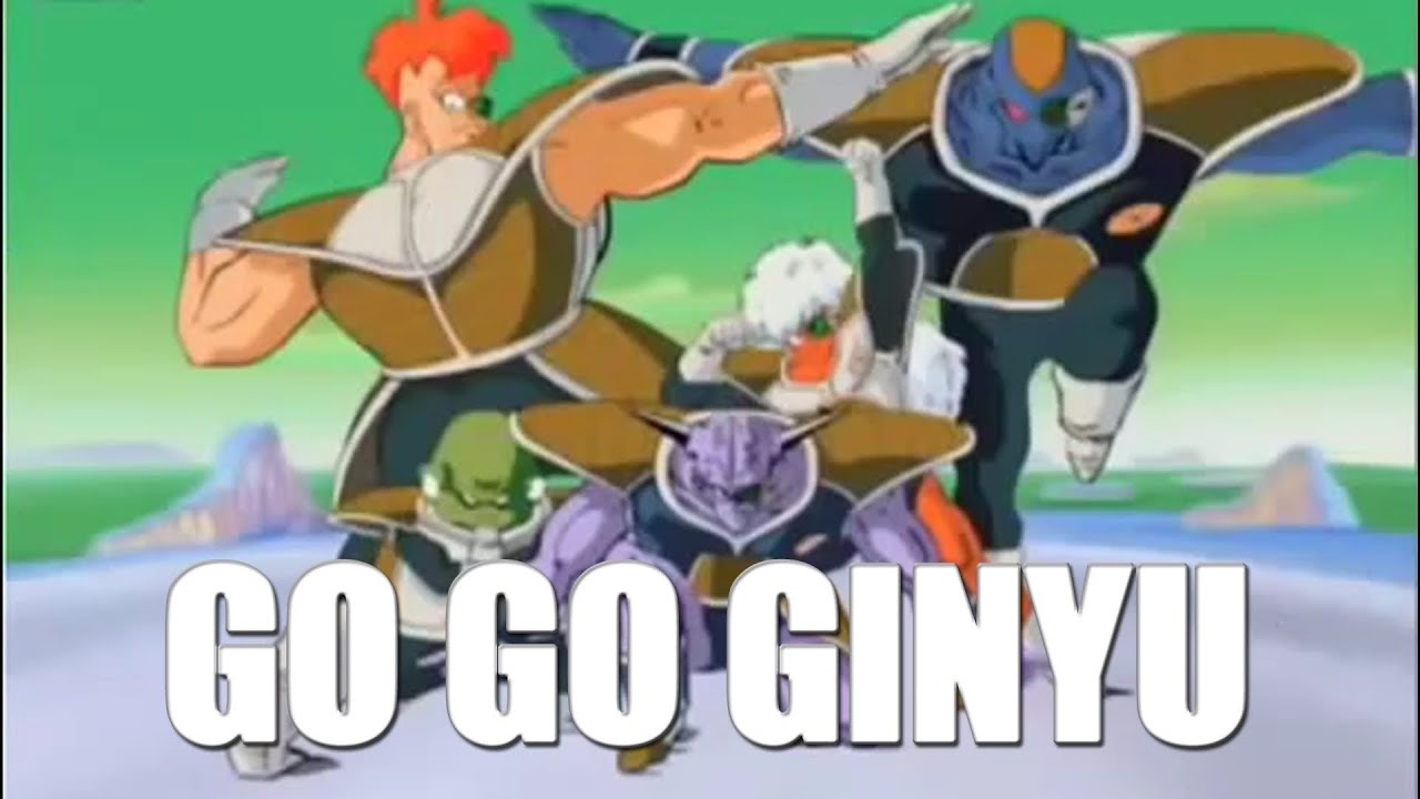 Hope they use this as the LR ginyu force art DBZDokkanBattle