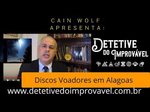 Discos Voadores em Alagoas